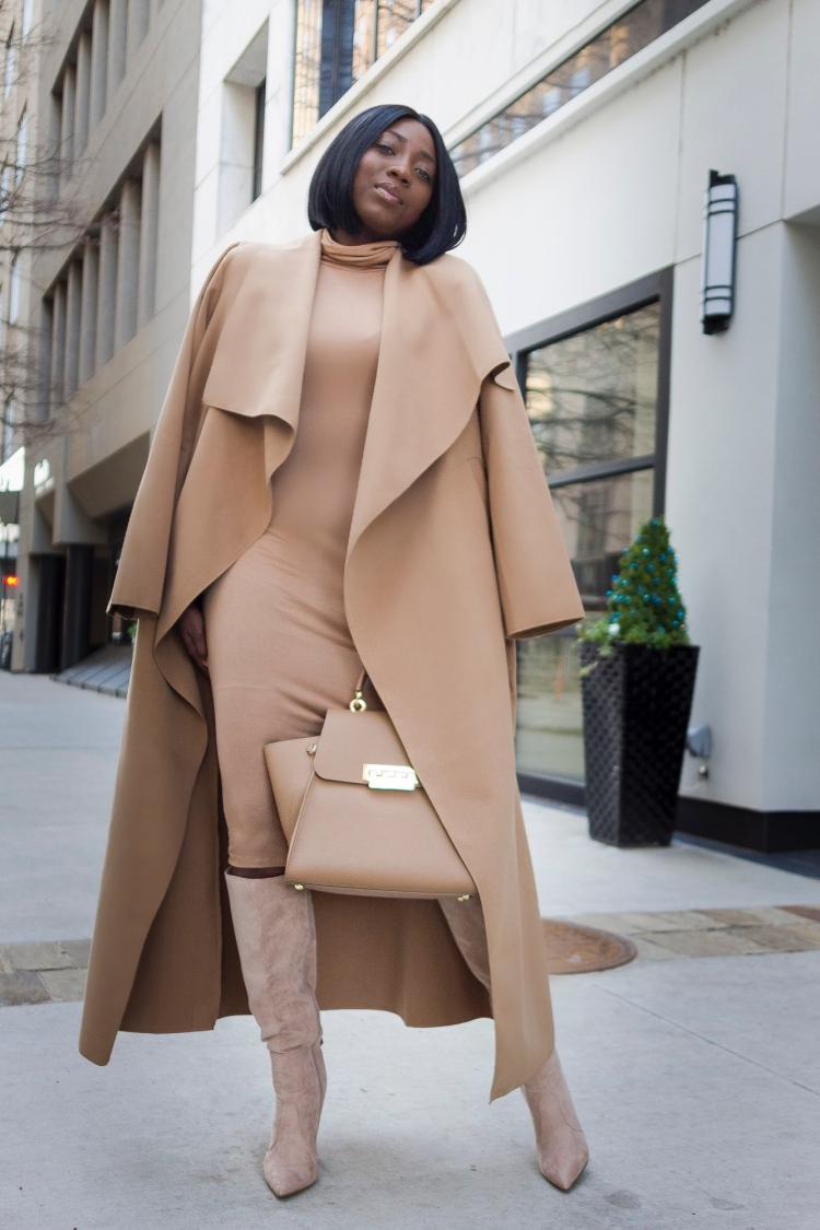 a515b14298e STYLING A MAXI WATERFALL COAT (CAMEL MONOCHROME LOOK) – Prisca Style Me